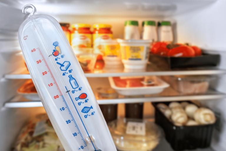 冷蔵庫 温度