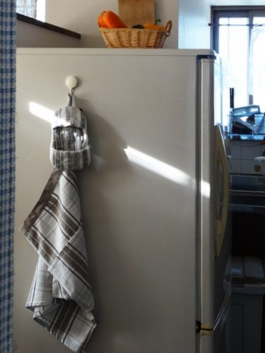 冷蔵庫の温度上昇をすぐに知る方法