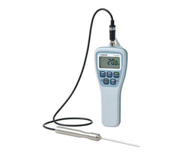 中心温度計の選び方②センサー